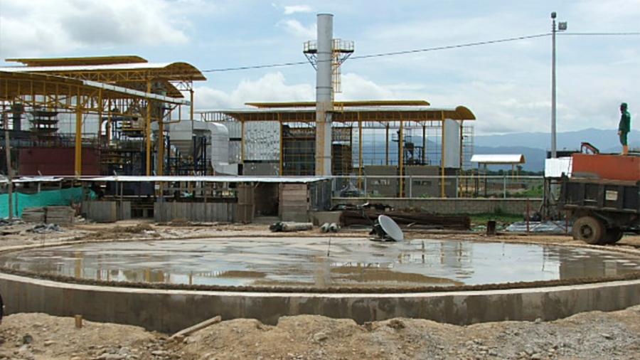 planta de compostaj