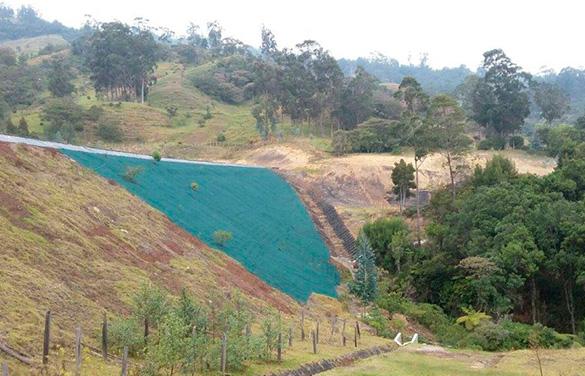 Obras de protección ambiental